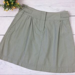 Anthropologie Daughters of the Liberation Skirt